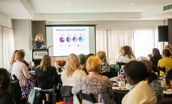 HANYS President Bea Grause speaks about the current healthcare landscape.