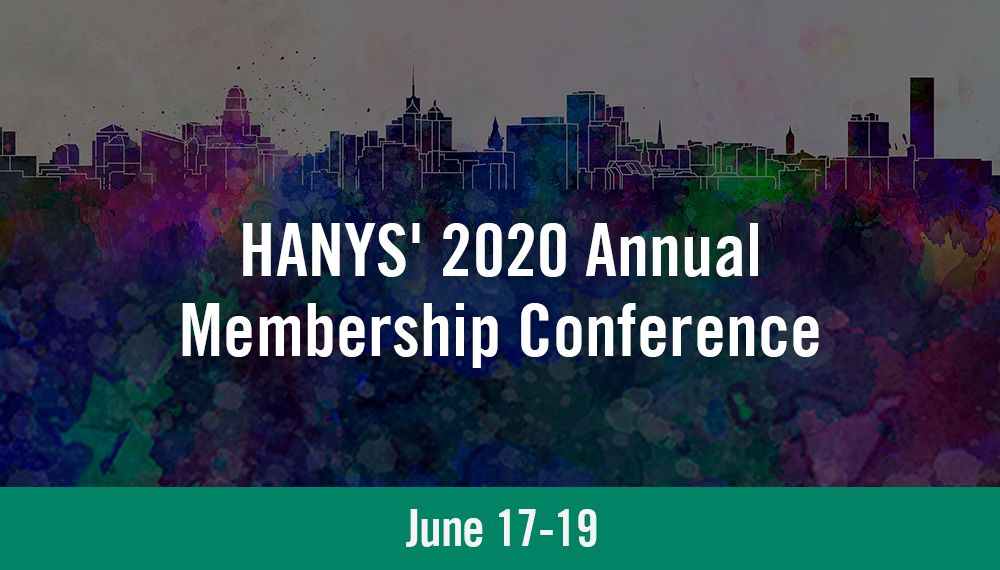 2020 HANYS Annual Conference