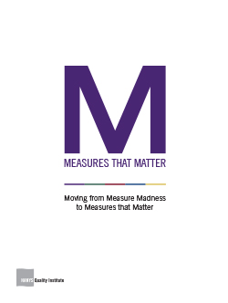 Measures that Matter